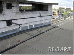 Модернизация антенно-фидерного хозяйства rd3apj.