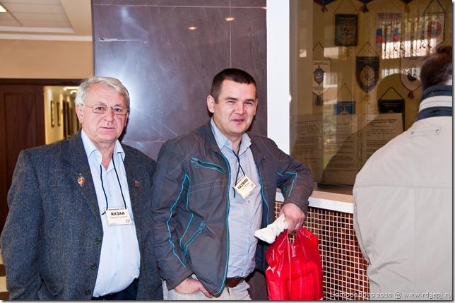 Domodedovo-2010  RX3AA RA3WND