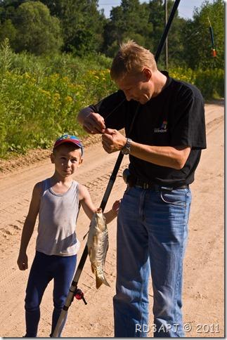 Рыбалка в Дятлово-25