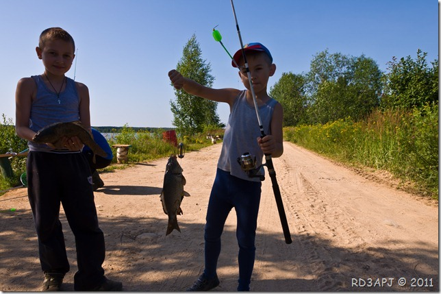 Рыбалка в Дятлово-30