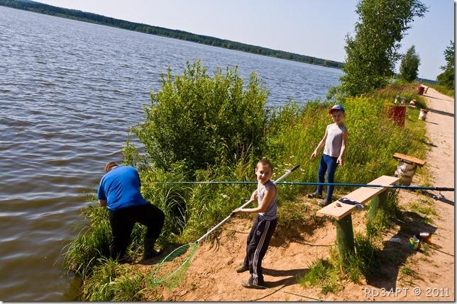Рыбалка в Дятлово-34