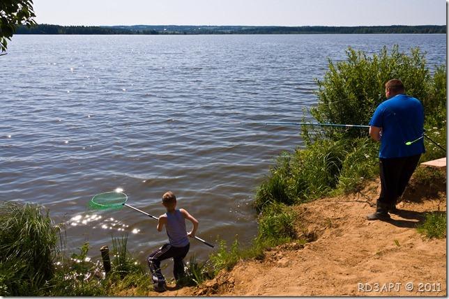 Рыбалка в Дятлово-51