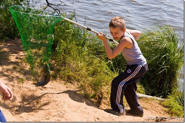 Рыбалка в Дятлово-55