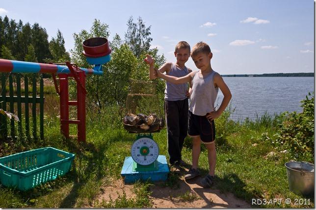 Рыбалка в Дятлово-74