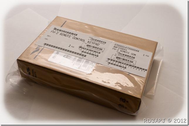 Yaesu FH-2 (1)