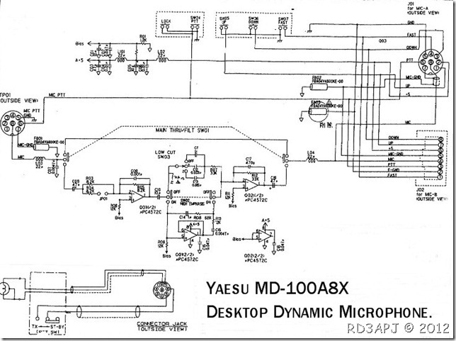 md-100 circuit
