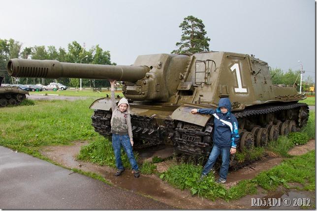 Ленино-Снегирёвский военно-исторический музей-10