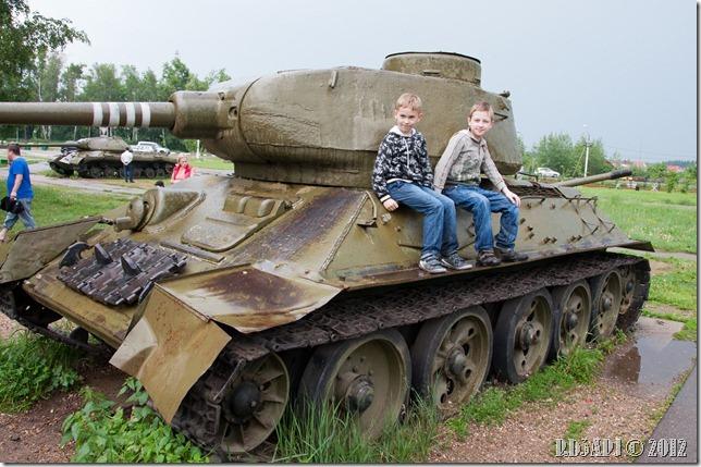 Ленино-Снегирёвский военно-исторический музей-18
