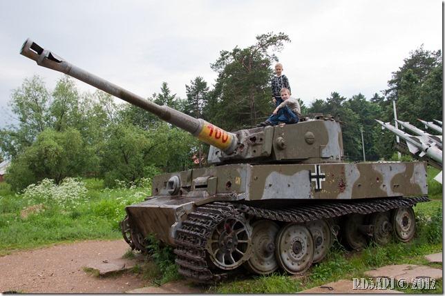 Ленино-Снегирёвский военно-исторический музей-27