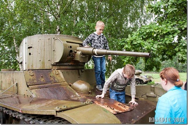 Ленино-Снегирёвский военно-исторический музей-31