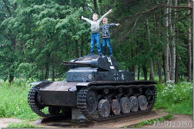 Ленино-Снегирёвский военно-исторический музей-37