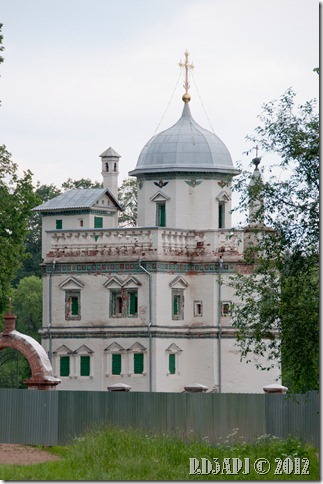 Иерусалимский монастырь-38