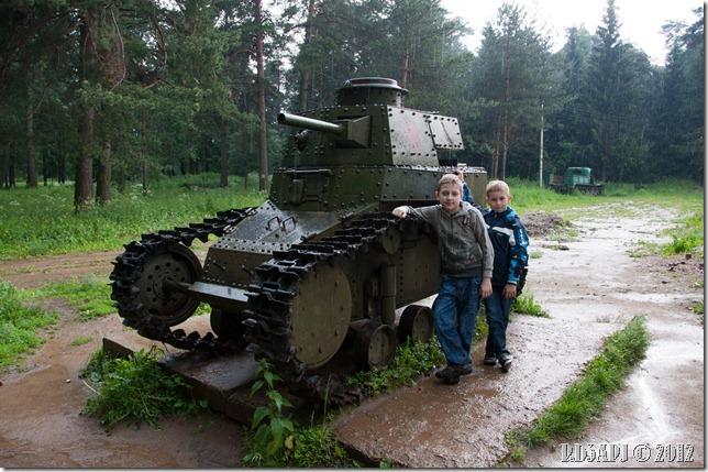 Ленино-Снегирёвский военно-исторический музей-5