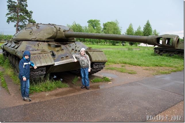 Ленино-Снегирёвский военно-исторический музей-9