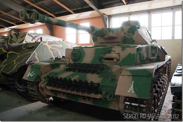 Кубинка музей бронетанковых войск-100