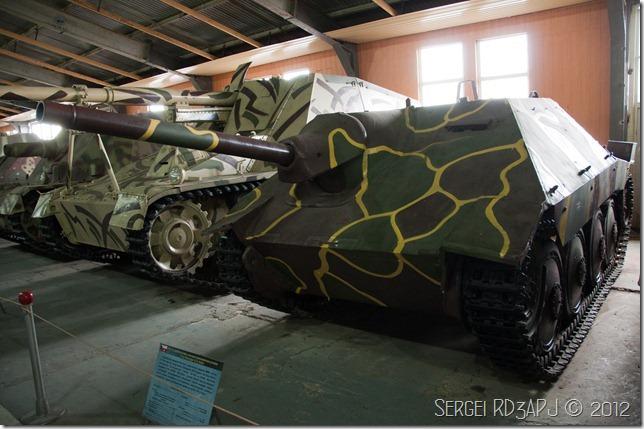 Кубинка музей бронетанковых войск-102
