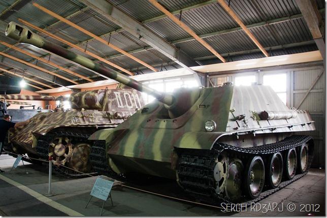 Кубинка музей бронетанковых войск-108
