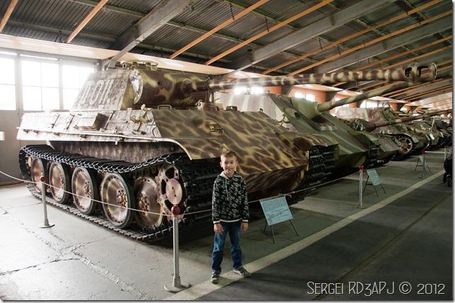 Кубинка музей бронетанковых войск-110