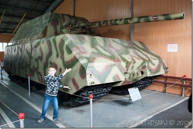 Кубинка музей бронетанковых войск-116