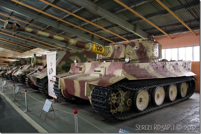 Кубинка музей бронетанковых войск-119