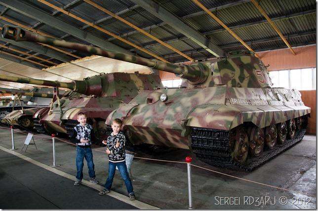 Кубинка музей бронетанковых войск-127