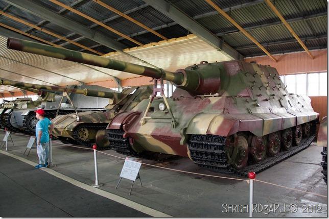 Кубинка музей бронетанковых войск-129
