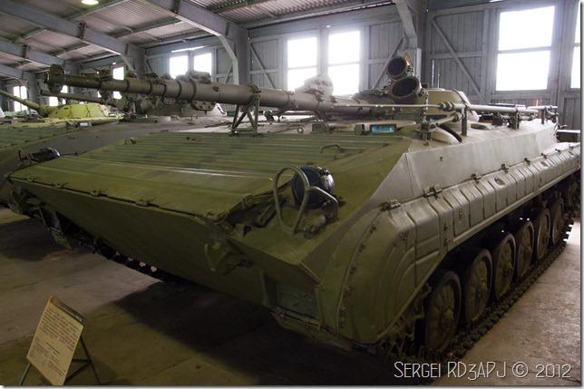Кубинка музей бронетанковых войск-13