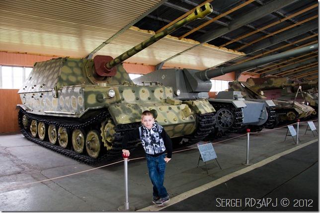 Кубинка музей бронетанковых войск-134