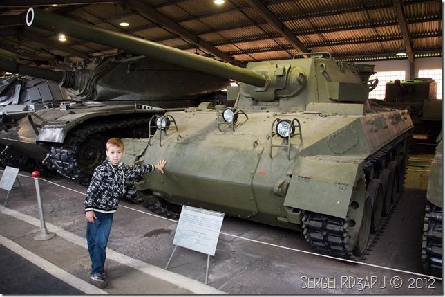 Кубинка музей бронетанковых войск-136
