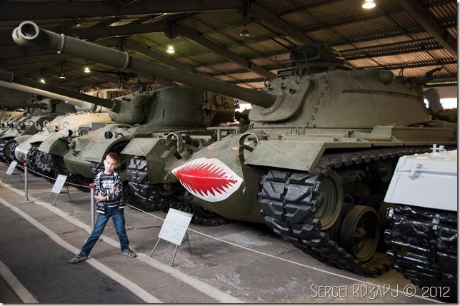 Кубинка музей бронетанковых войск-143