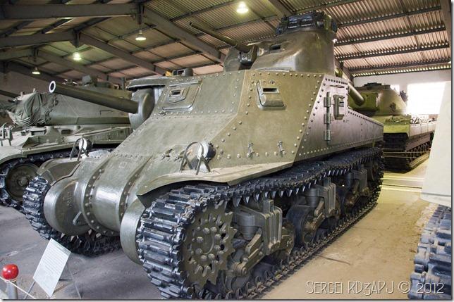 Кубинка музей бронетанковых войск-150