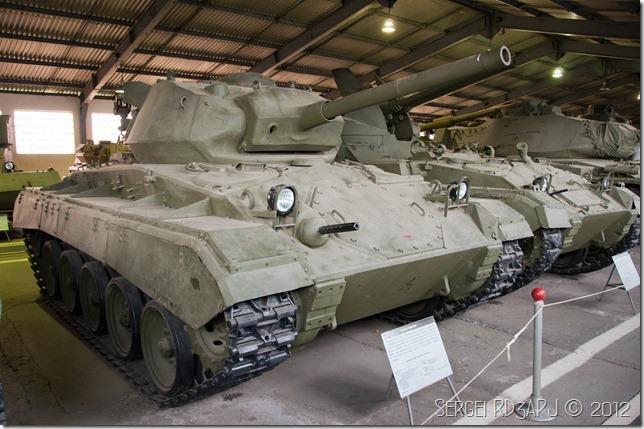 Кубинка музей бронетанковых войск-152