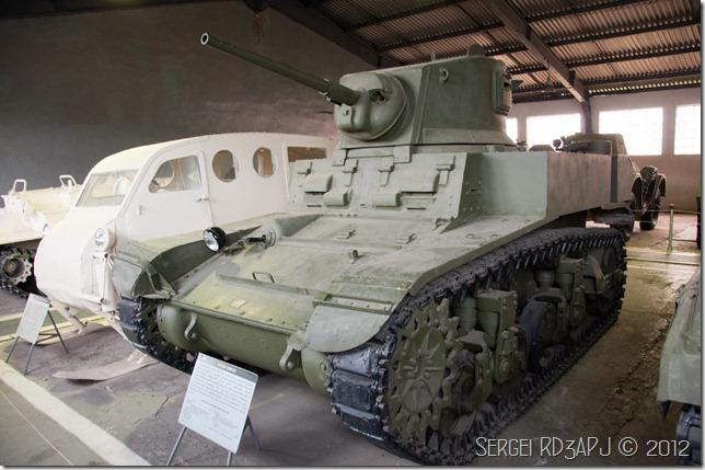 Кубинка музей бронетанковых войск-154