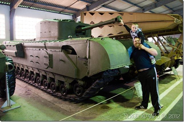 Кубинка музей бронетанковых войск-165