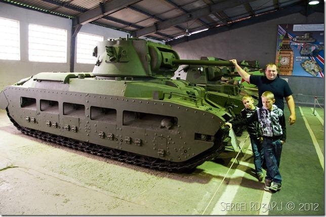 Кубинка музей бронетанковых войск-167