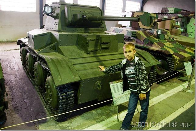 Кубинка музей бронетанковых войск-169