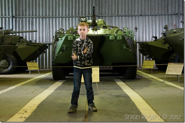 Кубинка музей бронетанковых войск-17