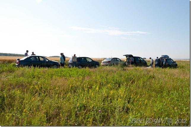 Полевой день 2012 RK3DXS-17