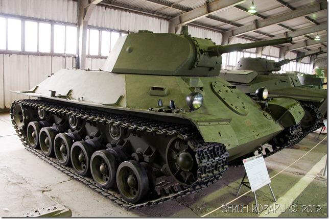 Кубинка музей бронетанковых войск-27