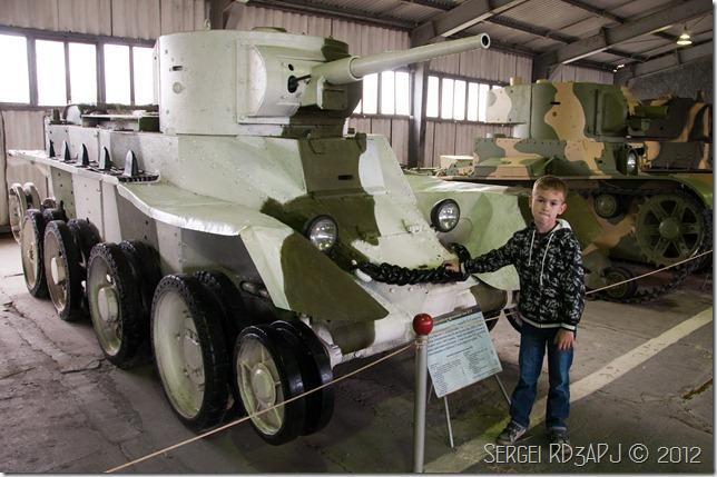 Кубинка музей бронетанковых войск-28