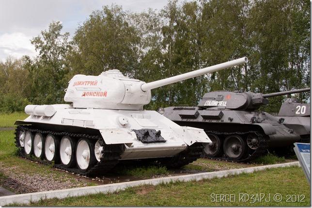 Кубинка музей бронетанковых войск-3