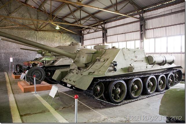 Кубинка музей бронетанковых войск-41