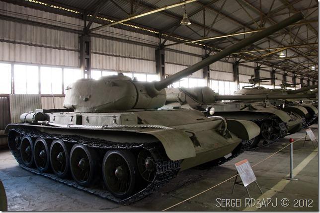 Кубинка музей бронетанковых войск-42