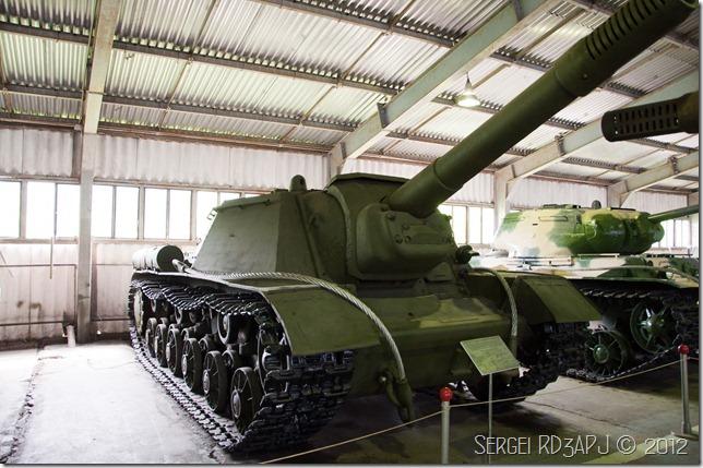 Кубинка музей бронетанковых войск-51