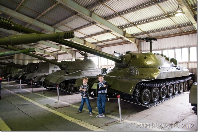 Кубинка музей бронетанковых войск-59