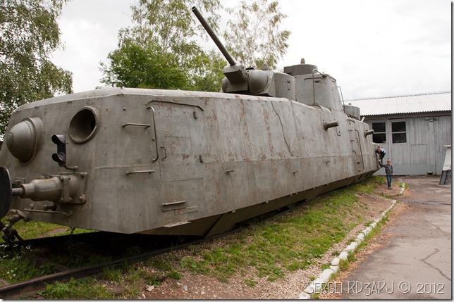 Кубинка музей бронетанковых войск-72
