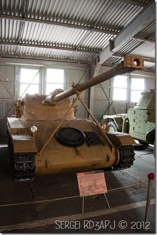 Кубинка музей бронетанковых войск-78