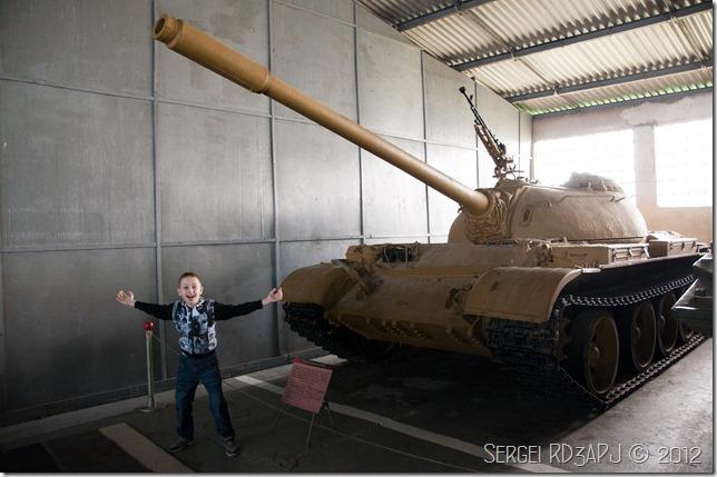 Кубинка музей бронетанковых войск-80
