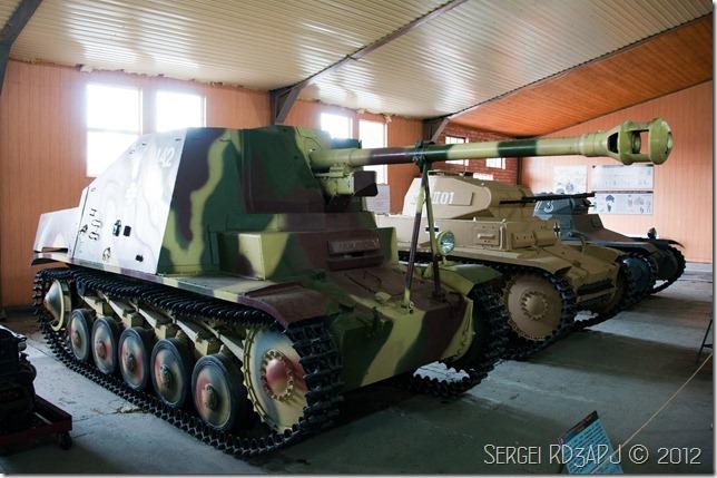 Кубинка музей бронетанковых войск-88
