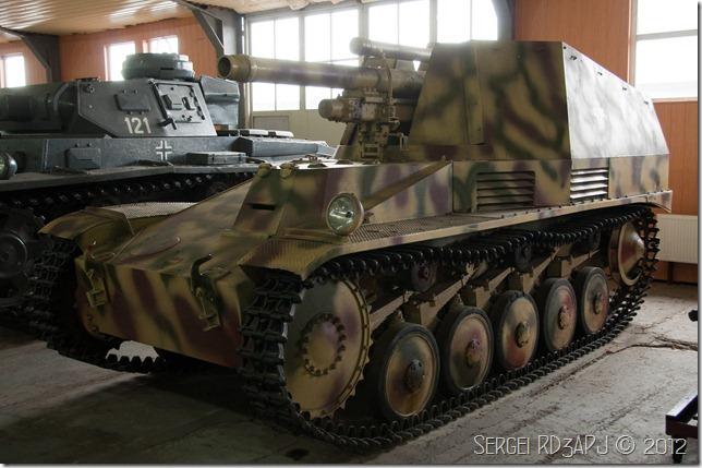 Кубинка музей бронетанковых войск-90